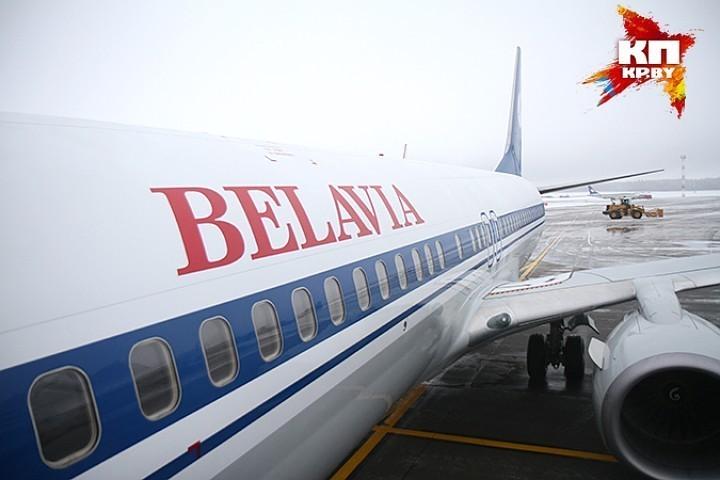 Самолет «Белавиа» не смог сесть в Одессе и вернулся в Минск