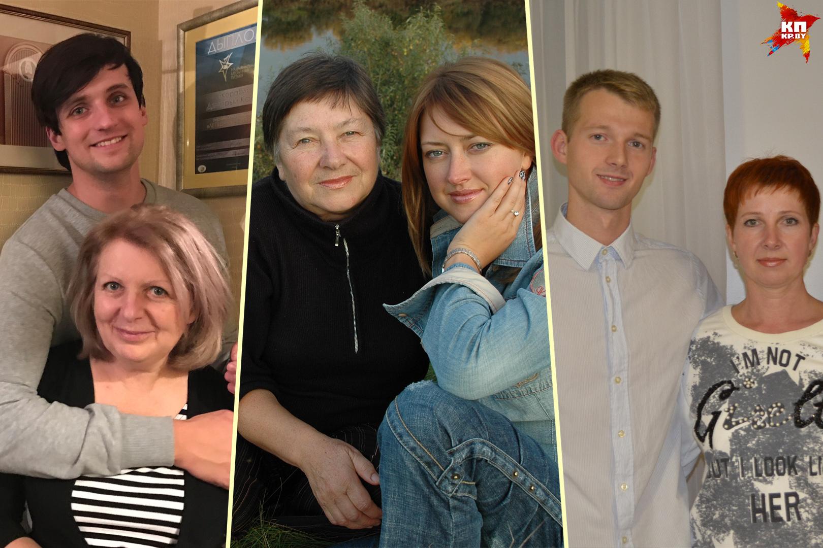 14 октября в Беларуси отмечают День матери. Фото: личный архив