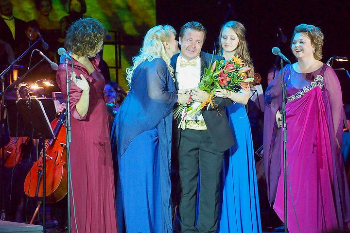 «Геликон-опера» на оперном фестивале Биргитта в Таллине в 2014 году