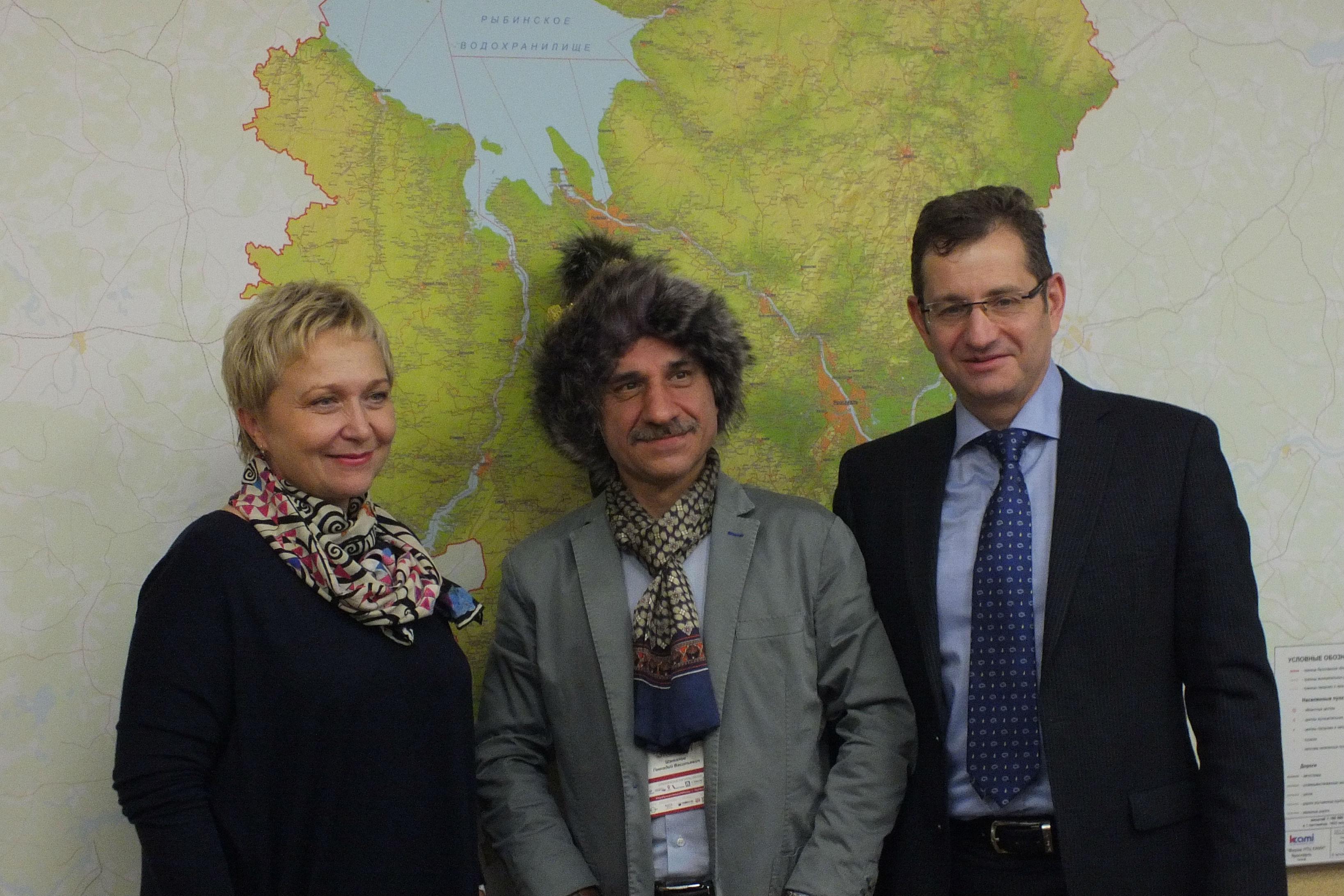 Международный туристический форум Visit Russia пройдет вЯрославле