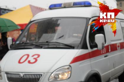 ВОмске встолкновении машин уПолитеха пострадало три человека