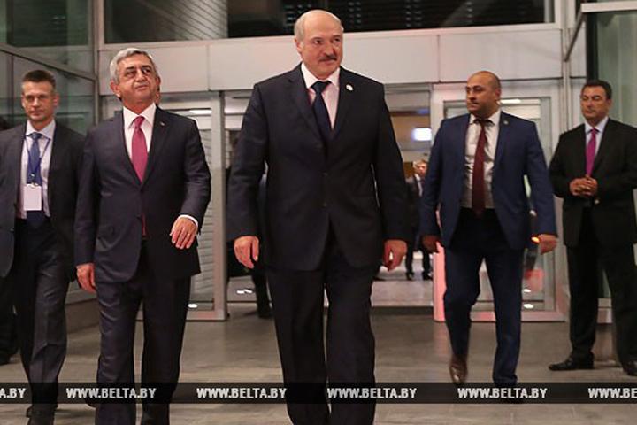 Беларуси перешло председательство в ОДКБ. Фото: belta.by