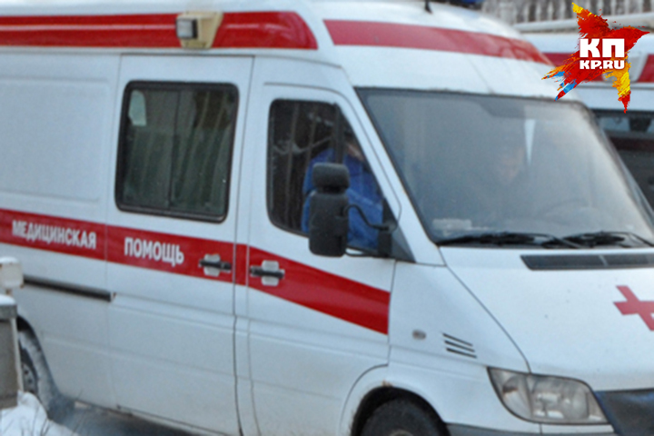 ВБрянске шофёр передумал сбивать пенсионера назебре