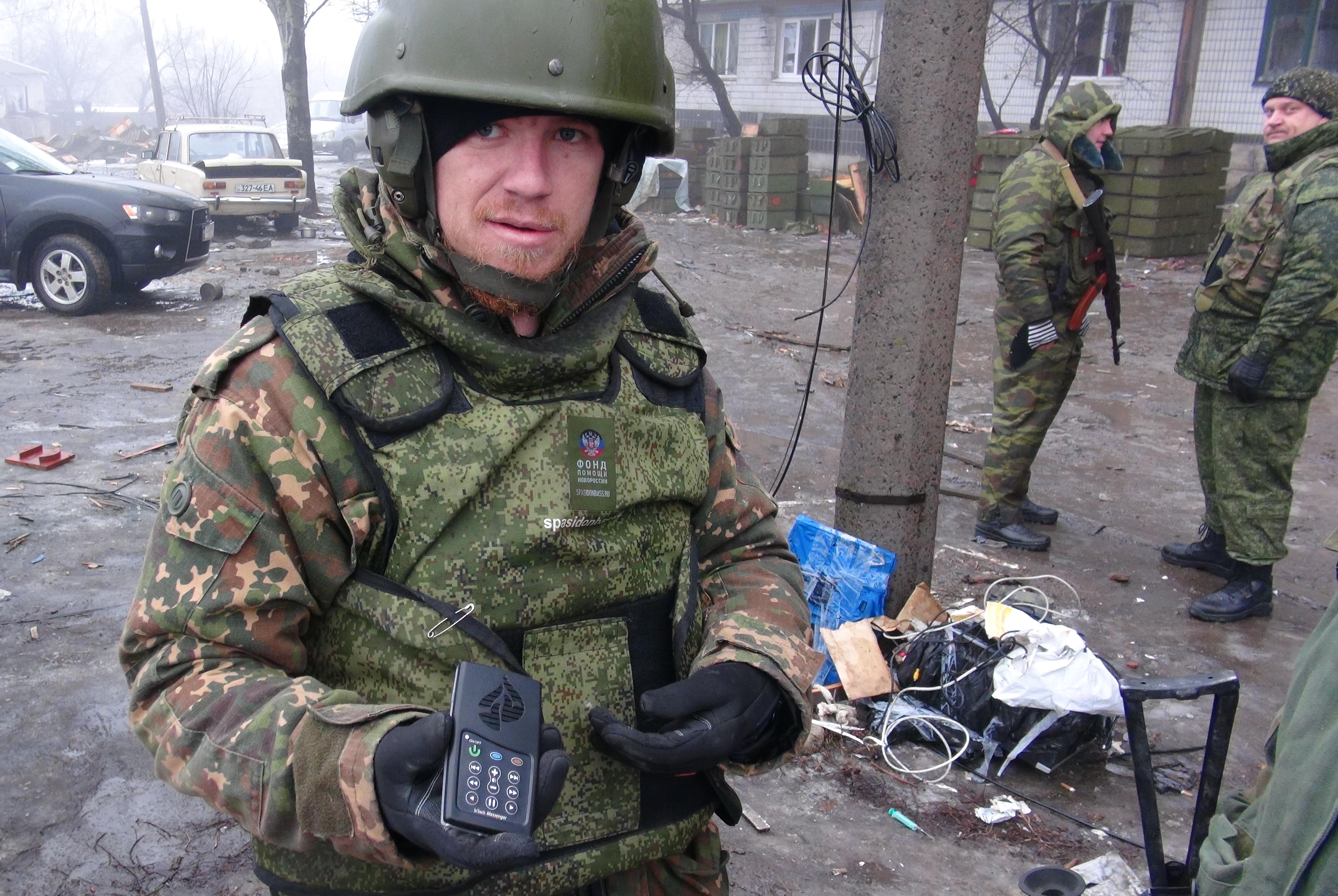Убийство Моторолы расценивается властями ДНР как объявление Киевом войны Фото: АЛексей Дружинин/ТАСС