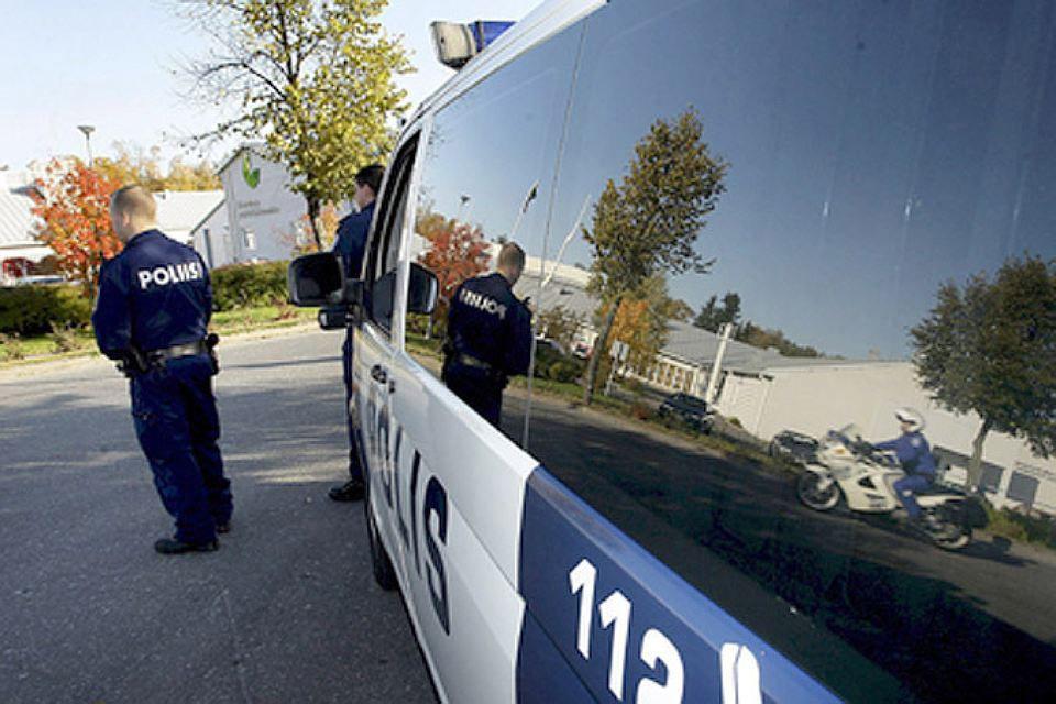 В финском городе Турку произошла драка между местными жителями и беженцами. Фото: с сайта rus.ruvr.ru