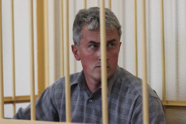 Вчелябинском СИЗО скончался осужденный завзятки прежний глава УФМС Сергей Рязанов