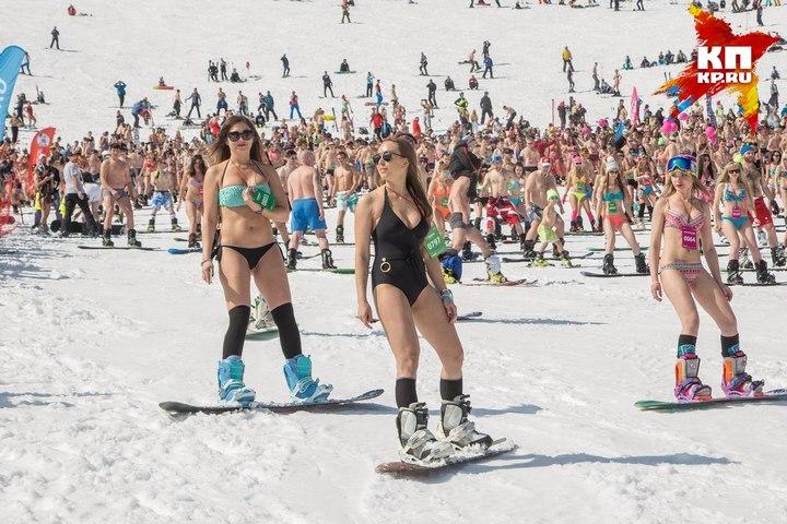 Шерегеш вошел втоп-3 известных русских курортов для новогоднего отдыха
