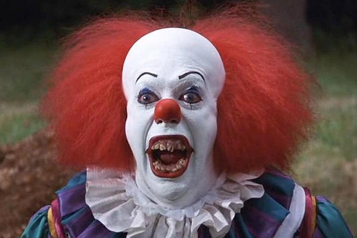 В Дании зафиксирована целая серия нападений злоумышленников наряженных клоунами. Фото: с сайта furfur.me