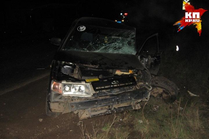 ВМожге нетрезвый шофёр «двенадцатой» врезался вавтобус
