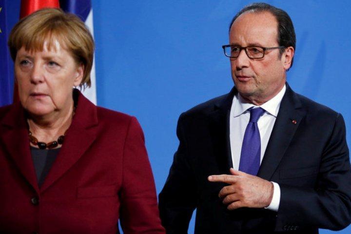 Надоставку гуманитарной помощи вАлеппо потребуется некоторое количество дней — Олланд