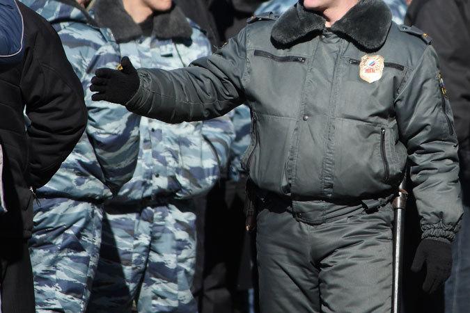 ВИнгушетии наркоторговец сбил намашине полицейского