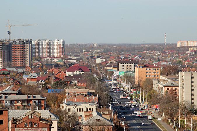 Публичные слушания погенплану Краснодара начнутся 15ноября