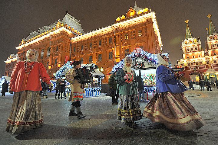 «Путешествовать вРождество» туристы смогут доконца января