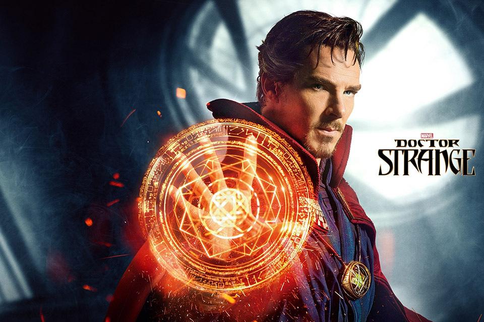 Комикс-блокбастер студии Marvel «Доктор Стрэндж»