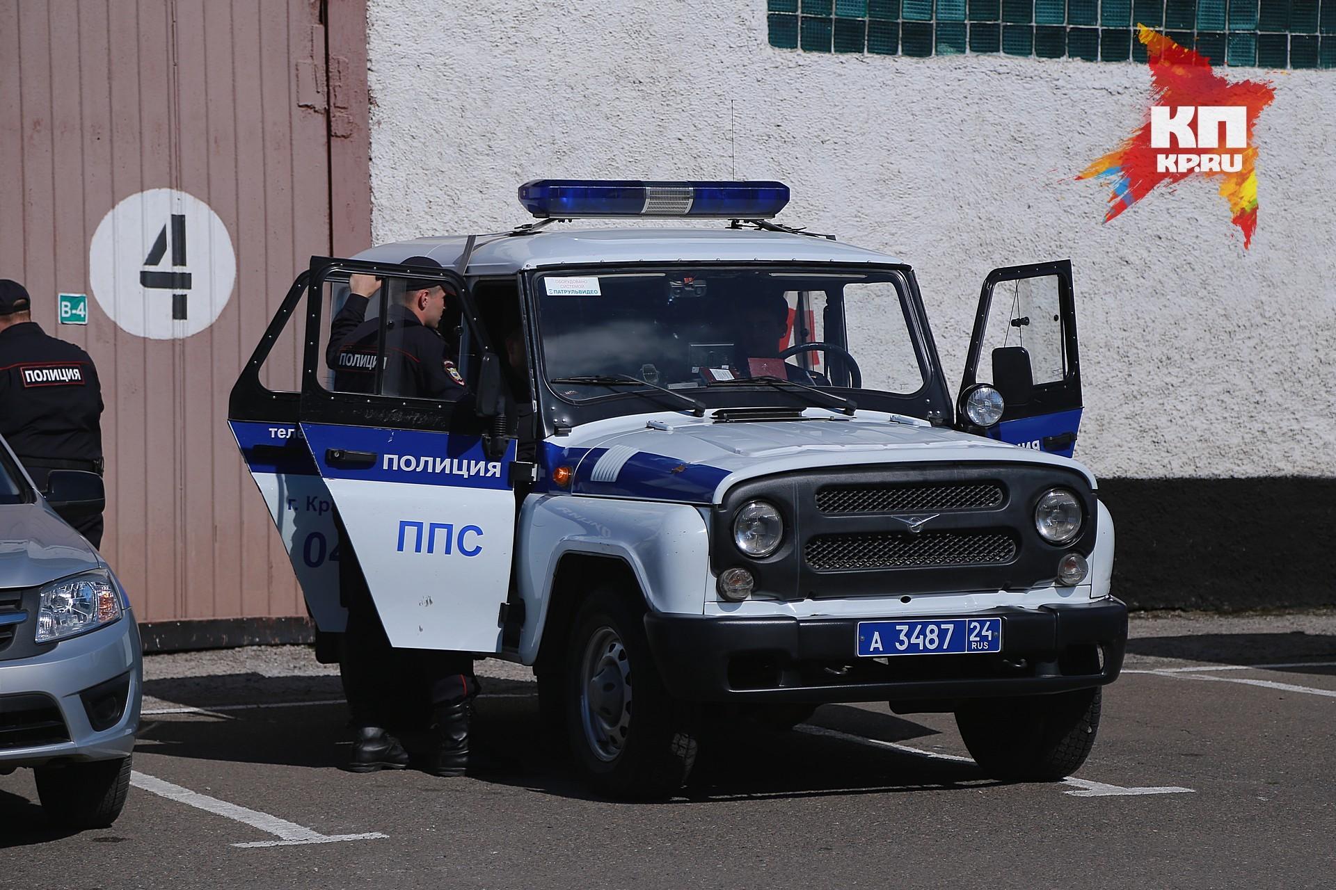 ВКрасноярске на пожилых людей напал сосед вмаске