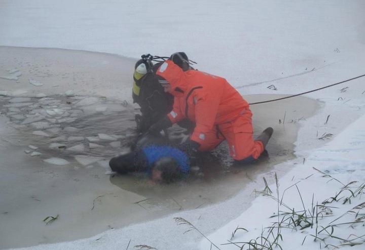 ВШексне 28-летний парень стал первой жертвой тонкого льда