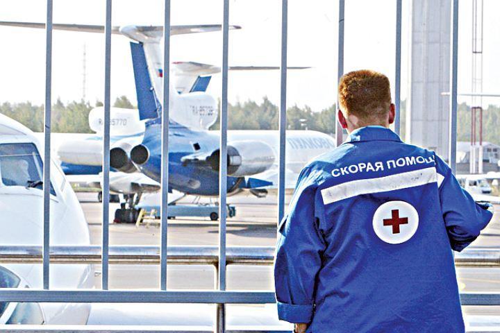 Самолет «Lufthansa» вернулся в«Пулково» потребованию пассажира