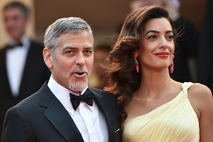 Супруга Клуни запретила ему встречаться сдрузьями-алкоголиками
