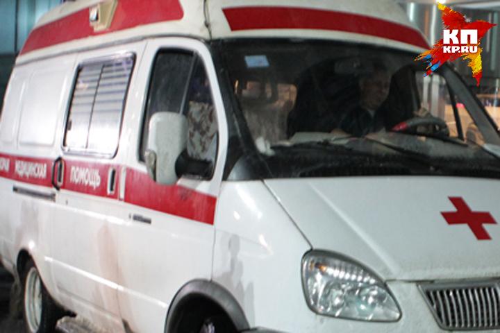 ВБрянске шофёр «Mercedes-Benz» сбил назебре женщину