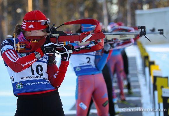 Контрольный масс-старт женской сборной России перенесен на12ноября