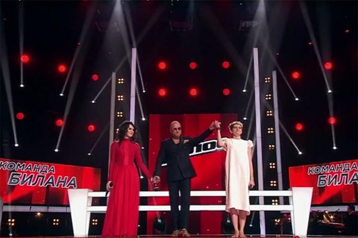 Алёна Поль изСургута прошла 1-ый этап шоу «Голос»