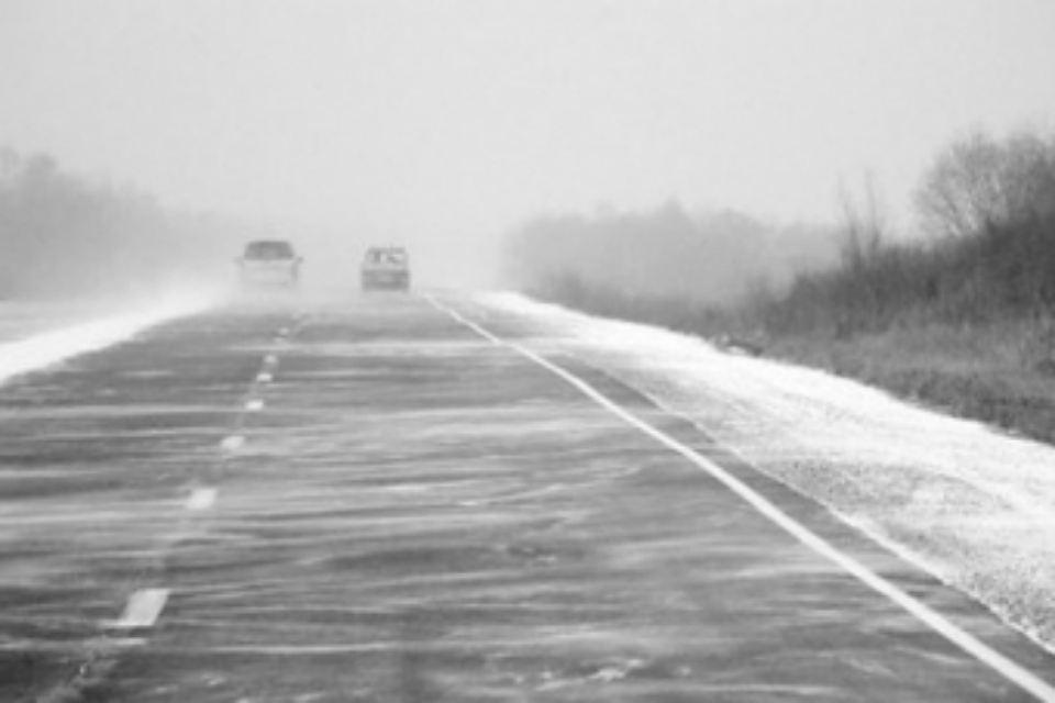 ВЕАО из-за снегопада повсем направлениям дорог закрыто движение для автобусов