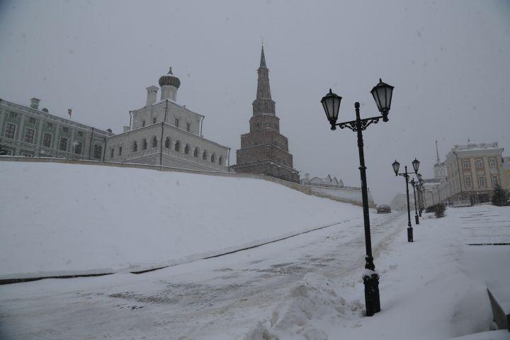Гидрометцентр: Из-за арктического циклона вТатарстане похолодает доминус 25