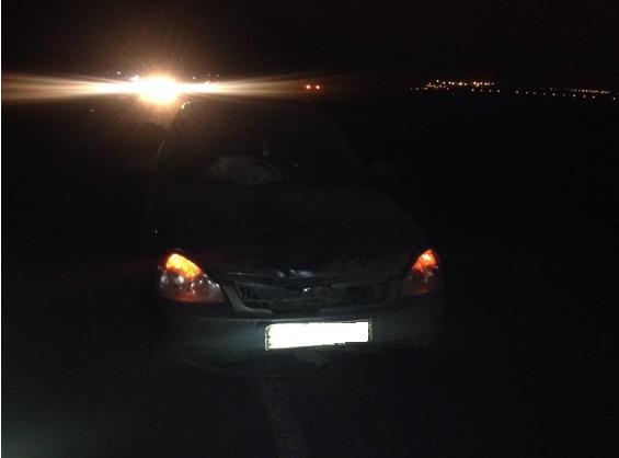 Натрассе вСамарской области шофёр «Приоры» сбил насмерть пешехода, перебегавшего дорогу