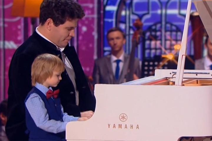 Небольшой «Моцарт» изСтаврополя вышел вфинал «Синей птицы»