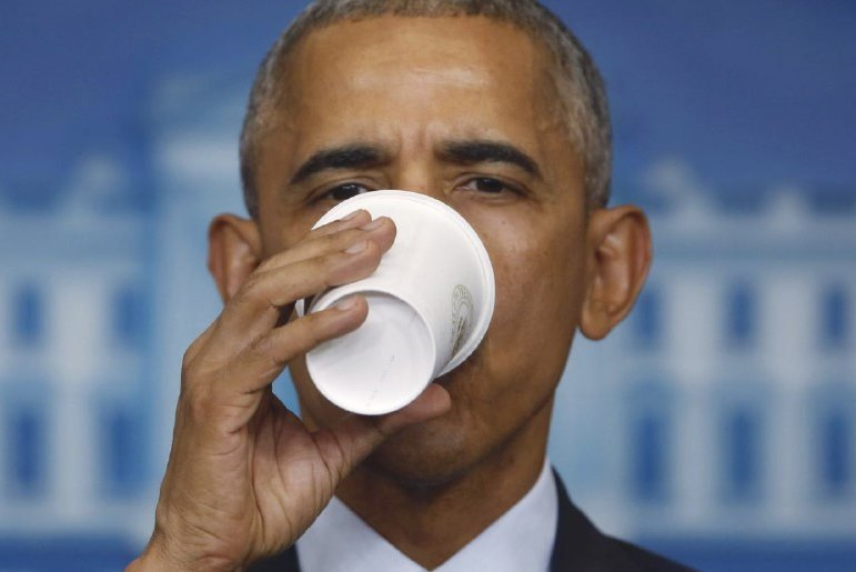 Обама: Трамп заинтересован всохранении стратегических отношений США сНАТО