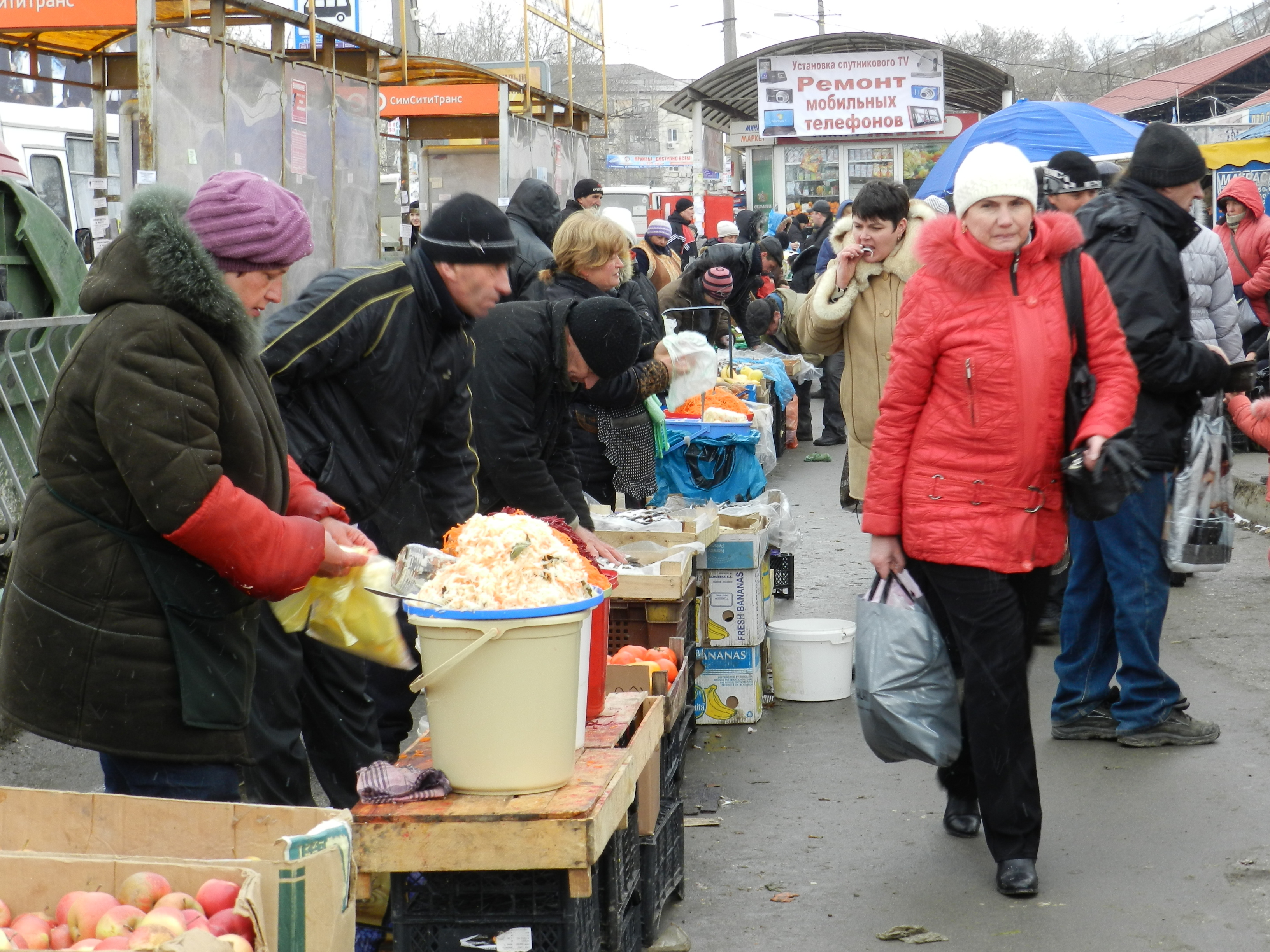 ВКрыму штраф за нелегальную торговлю увеличили до5 тыс. руб.