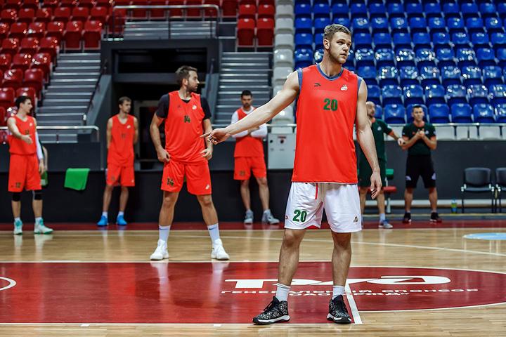 БК «Локомотив-Кубань» обыграл словенскую «Олимпию»