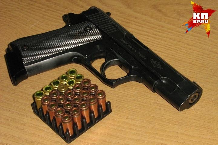 ВВоткинске семиклассник выстрелил вглаз школьнице