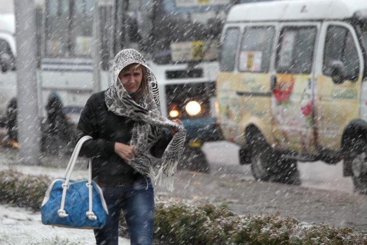 Снег на Ставрополье продолжит идти