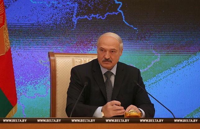 Лукашенко о спорте: «Все женщины похожи на мужиков. Откуда? Понятно откуда!»