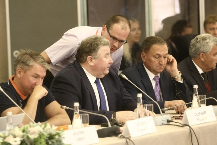 Глава республики Владимир Волков настоял на масштабности проекта