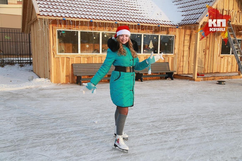 Выставка, каток, день рождения деда Мороза – куда сходить в Красноярске на выходных?