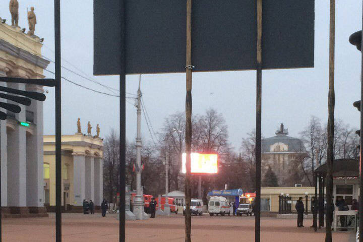 Засутки милиция разыскивала бомбу наЛевобережном автовокзале инаВоронеж-1