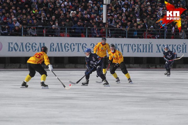 «Байкал-Энергия» скрестит клюшки со «СКА-Нефтяником» во второй игре