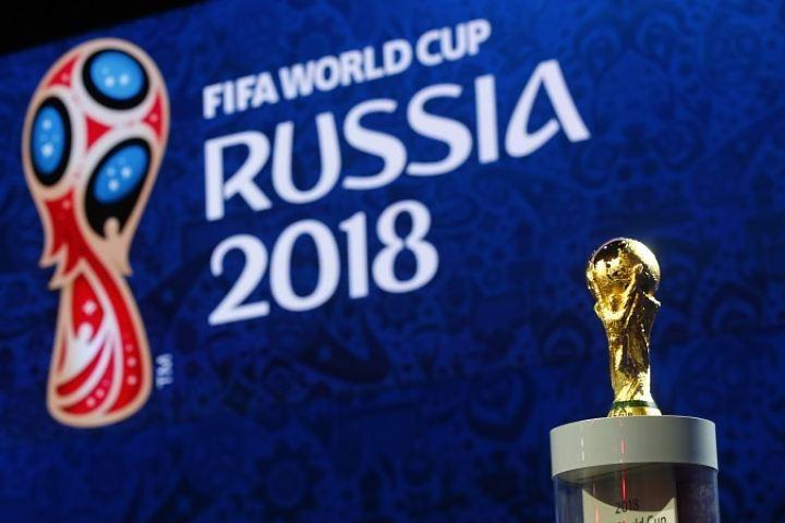 Россию могут лишить права проведения Чемпионата мира по футболу 2018.