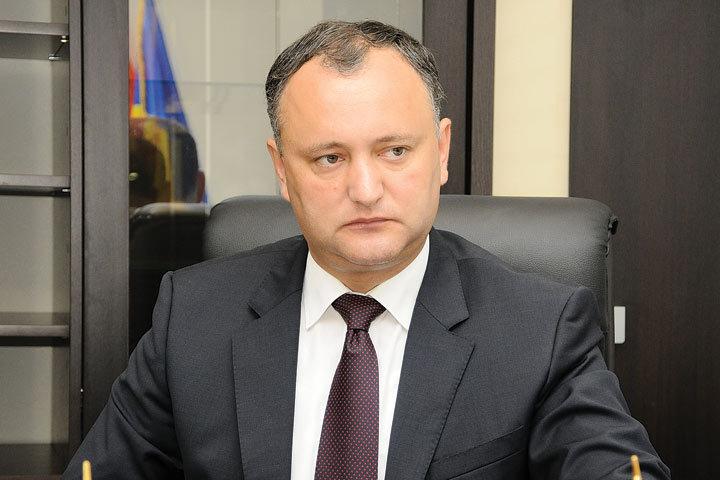 На вопросы читателей «КП» ответит избранный президент Молдовы Игорь Додон.