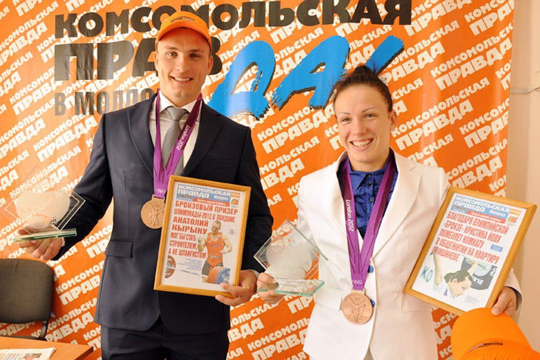 Кристина Йову и Анатолий Кырыку лишены олимпийских медалей.
