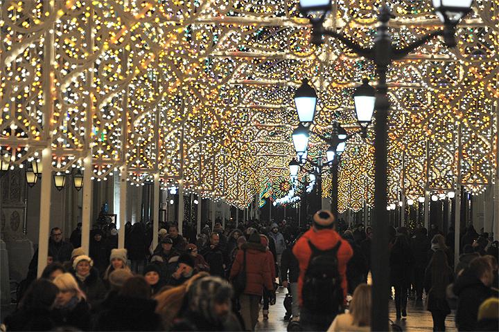 """Рождественский фестиваль """"Путешествие в Рождество"""" пройдёт с 16 декабря 2016 года по 15 января 2017 года."""