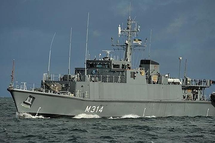 Руководитель ВМС Эстонии покинул собственный пост из-за скандала сконтрабандой