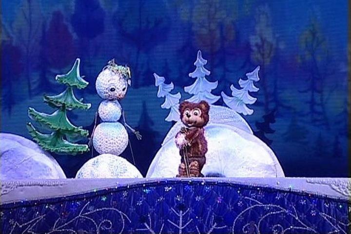 Билеты на новогоднее представление обойдутся новосибирцам в 350 рублей. Фото: puppets-nsk.ru