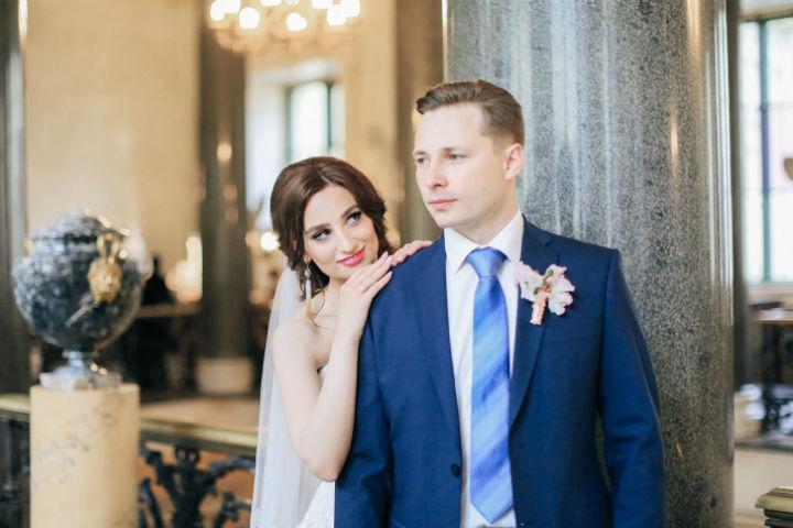 21-летняя Анастасия вышла замуж в начале лета.