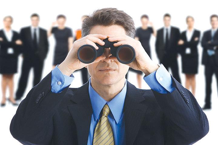 Чтобы подобрать коллектив профессионалов, нужен настоящий талант.