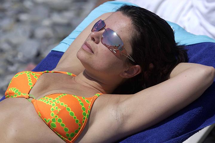 Какого-то кризиса на рынке недвижимости в Майами я не ощутила, - призналась Наташа Королева