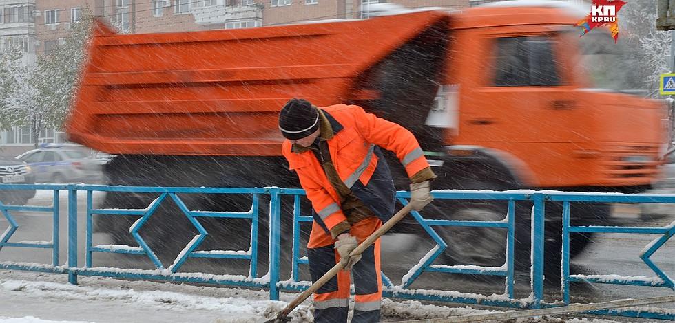 Уборку снега систематизировали в Твери.