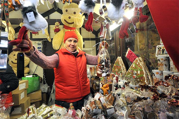 Фестиваль «Путешествие в Рождество» пройдет с 16 декабря по 15 января